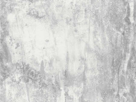 Foto de Grungy white background of natural cement or stone old texture as a retro pattern wall. Conceptual wall banner, grunge, material,or construction - Imagen libre de derechos