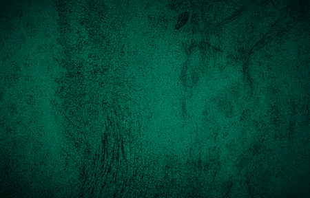 Photo pour Chalkboard or blackboard green texture. Empty blank with copy space for chalk text. Used feel with chalk traces and great texture. - image libre de droit