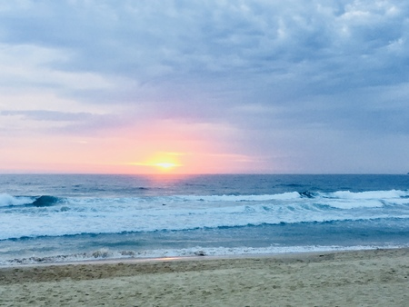 Sunrise Manly Beach
