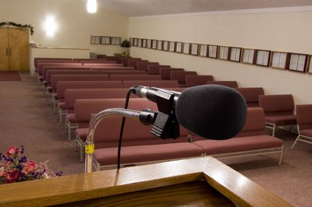 Church View from Pulpit