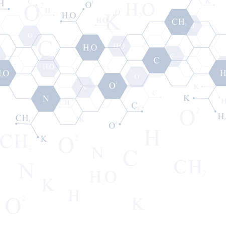 Hexagons genetic. Modern Structure Molecule DNA. Atom. Molecule and communication background for medicine, science, technology, chemistry. Medical scientific backdrop
