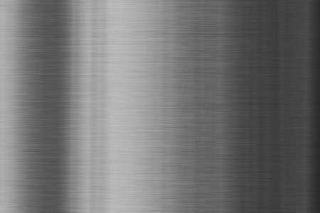 Photo pour Stainless metal texture for background - image libre de droit