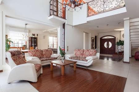 Classy house - original and classical home interior