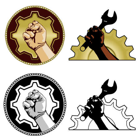 Symbols of labor