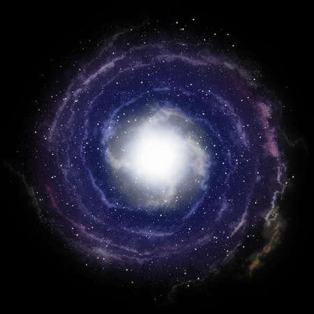 nebula sky