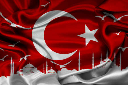Turkey, Turkish flag, Turkish