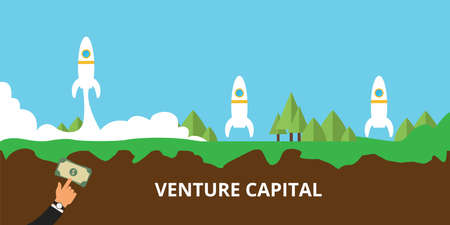 venture capital get investment and launch their startup