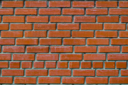 Photo pour The texture of a real brick wall. - image libre de droit