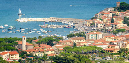 Island of Elba, Marina di Campo