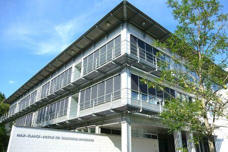 Marburg, Germany, August 13, 2012: Max Planck Institute for Terrestrial Microbiology