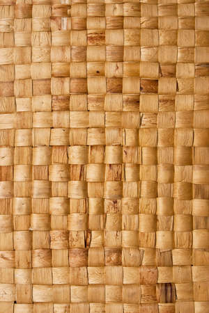 Texture of weave reed