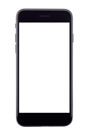 Photo for phone isolated on white background - Royalty Free Image