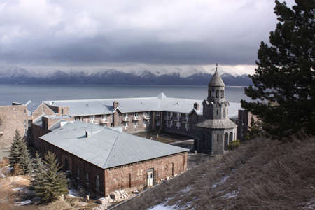 Armenia  sevan lake  Orthodox Academy
