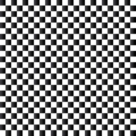 Checkered flag background