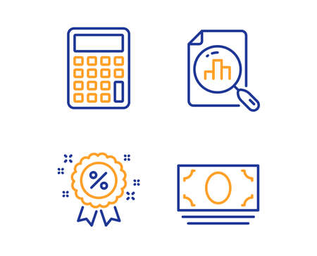 And Ytics Graph Icons