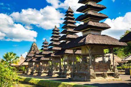 Foto für Taman Ayun Temple on Bali, Indonesia in a sunny day - Lizenzfreies Bild