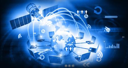 global satellite telecommunication technology