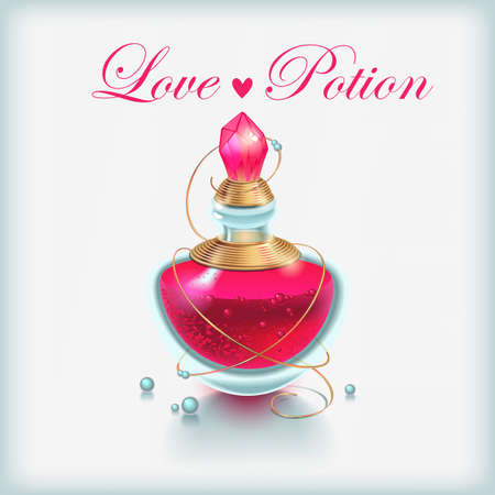 illustration of Love Potion