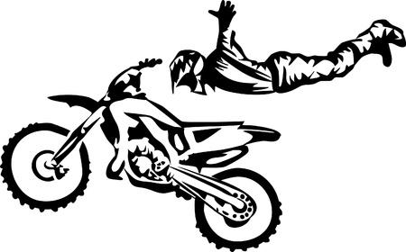 motocross -  freestyle
