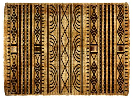 vintage african background