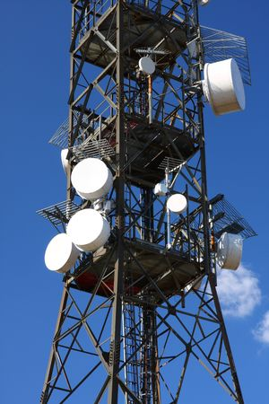 Foto per antenna 3 - Immagine Royalty Free