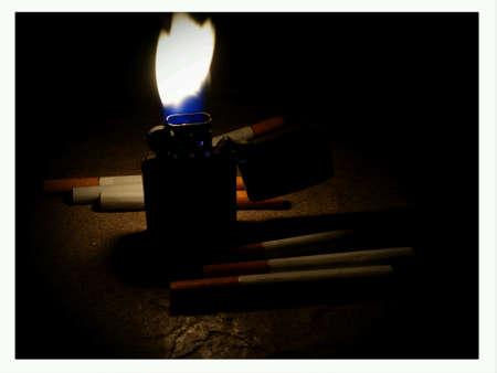 Tobacco, Cigarette