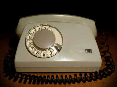 Old phone vintage