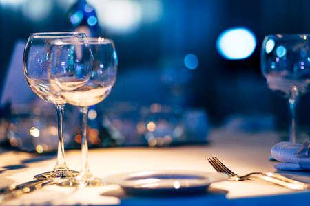 Luxury Table setting