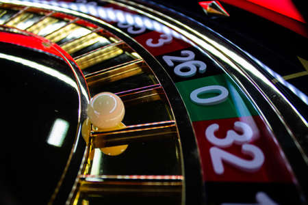 Photo pour casino roulette game - image libre de droit
