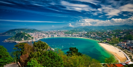 Photo for San Sebastian, Spain - Royalty Free Image