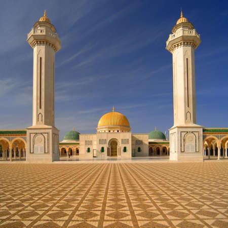 Mosque temple, Tunisia, North Africa