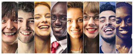 Foto de Smiling people - Imagen libre de derechos