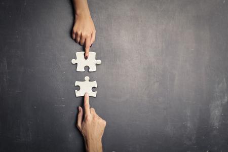 Photo pour Concept of connection - image libre de droit