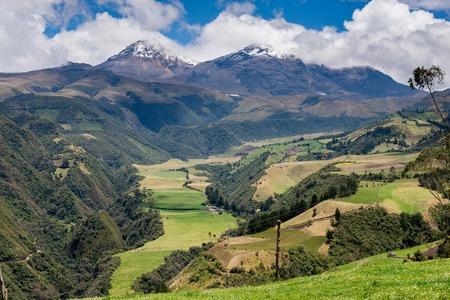 Reserva Ecologica Los Ilinizas Ecuador