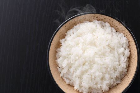 Photo for Eat rice - Royalty Free Image