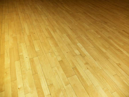 Background from gym floor with wood