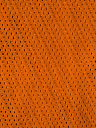 Photo for Orange fabric - Royalty Free Image