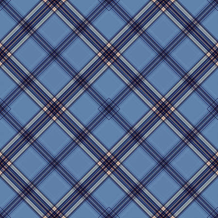 Photo for Background tartan pattern with seamless scottish abstract diagonal fabric,  traditional irish. - Royalty Free Image