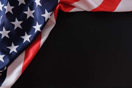 Photo pour Flag american usa us patriot america background,  memorial. - image libre de droit