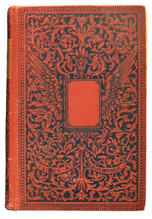 Old Book Cover