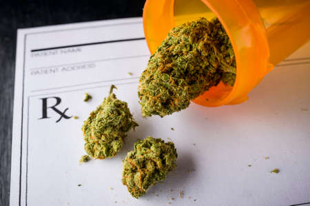 a prescription for medical marijuana