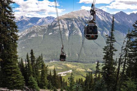 Banff National Park, Alberta, Canada.