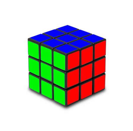 Colour cubes