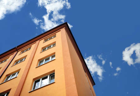 Block of flats - apartment building