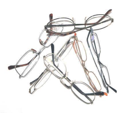 pairs of glasses