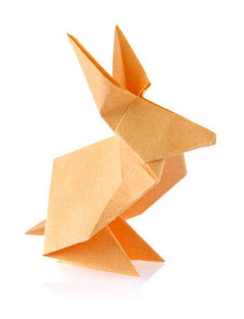 Origami Easter Bunny Basket - YouTube | 450x345