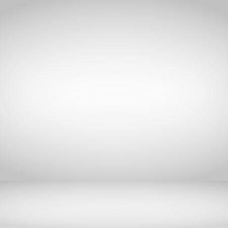 Empty light studio background