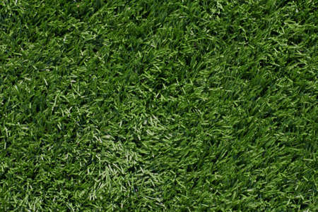Full frame view of artificial turf football field