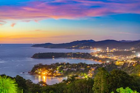 Photo for Sea Viewpoint Andaman Sea At Phuket Thailand. - Royalty Free Image