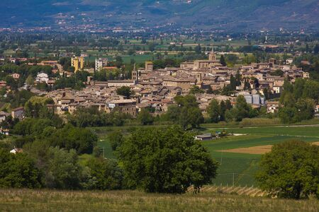 Bevagna is one of the best village of Italy